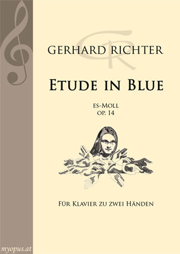 Etude in Blue es-Moll op. 14