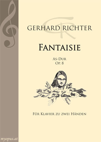 Fantaisie As-Dur op. 8
