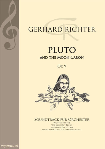 Pluto and the moon Charon op. 9 for orchestra